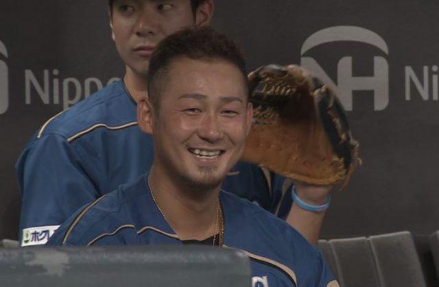 【朗報】日ハム・中田翔さん、通算200本塁打達成する!!!(動画)