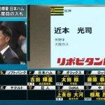 【赤星二世】阪神ドラ1・近本光司(25) .251(175-44)2本13打点1盗塁 OPS.623 1500万