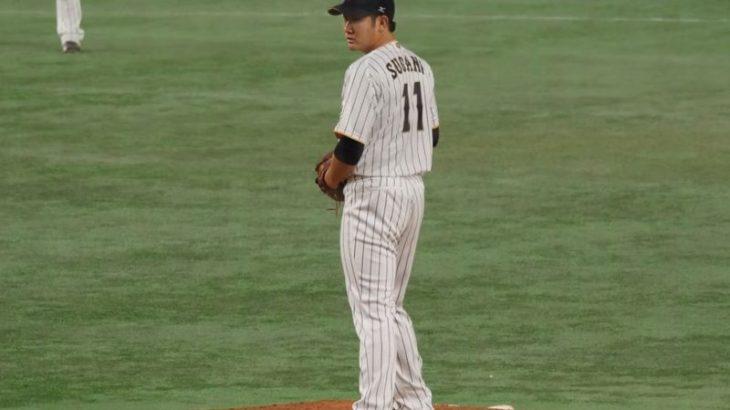 【悲報】巨人・菅野智之、日米野球出場を辞退・・・