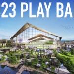 【日ハムの本気】ファイターズ新球場・北海道ボールパークがガチでカッコイイwwwwww