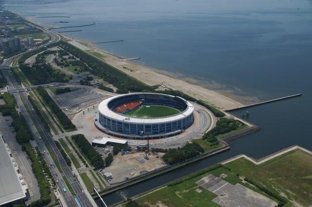 【ロッテ】熊谷千葉市長が新球場建設プラン披露「ドーム型」は否定
