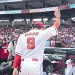 巨人・丸佳浩さん「成長した姿を見せるのが広島ファンへ恩返しになる」