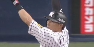 糸井嘉男のシーズン成績ほど代わり映えしないものってあるのか?