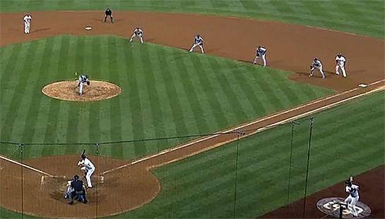 【悲報】メジャリーグで守備シフト規制か…MLBコミッショナーが検討中