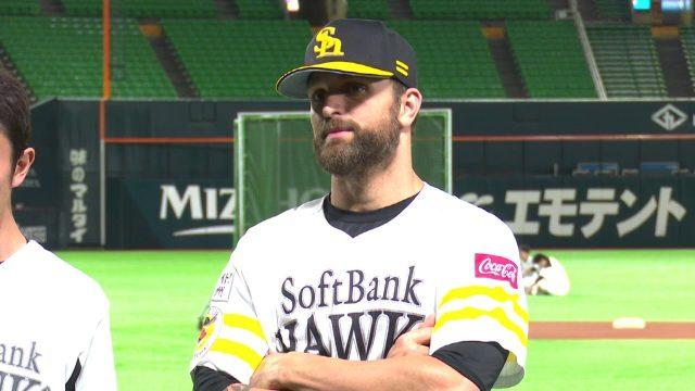 ご意見番サファテ「日本の野球ファンは中村晃という選手を過小評価している。ソフトバンクの大型契約は当然」