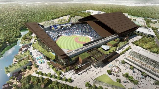 【朗報】日ハム中島卓也さん、2023年完成の「新球場でプレーしたい」