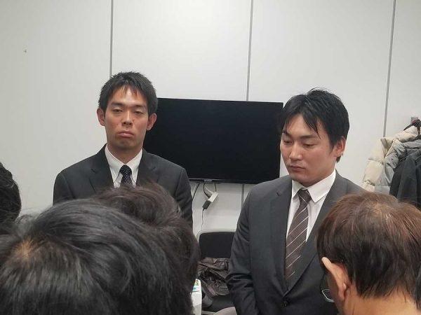 【朗報】丸と秋山、現役ドラフト・侍ジャパン待遇改善などを訴える