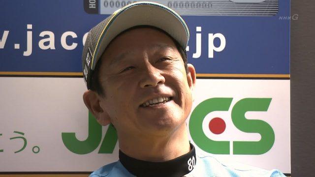 日本ハム・栗山英樹 通算511勝469敗