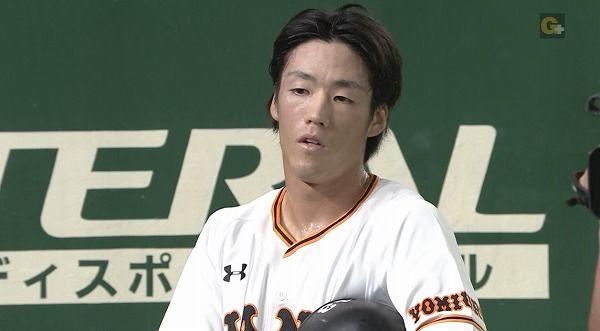 【悲報】巨人・重信さん、今年からまた代走専門へ