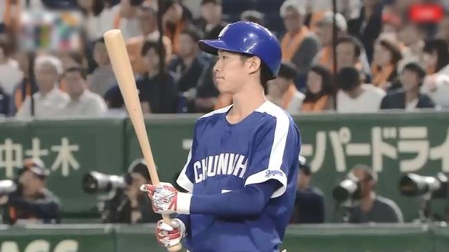 中日・京田陽太(2018) .235 4本 44打点 111三振 19四球 出塁率.266 OPS.572