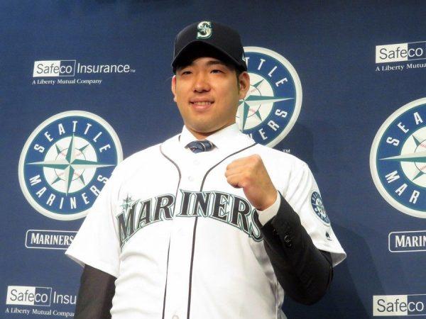 【悲報】マリナーズ菊池雄星、MLB球でスライダーが曲がらないwwwwww