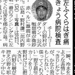 【悲報】広島野村、ピンチ開幕