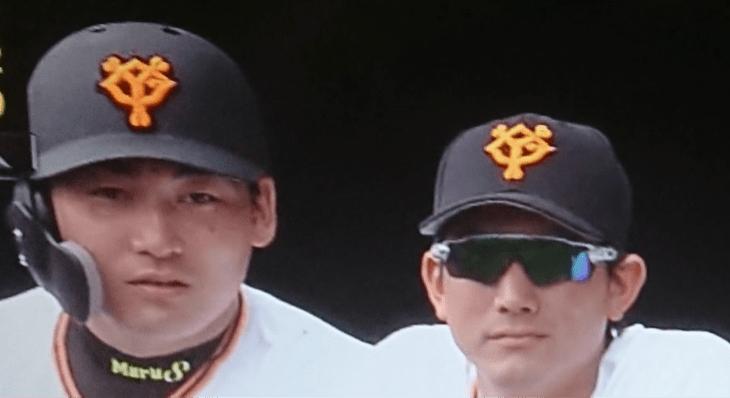 【悲報】丸佳浩さん、巨人でデカい顔をしてしまう