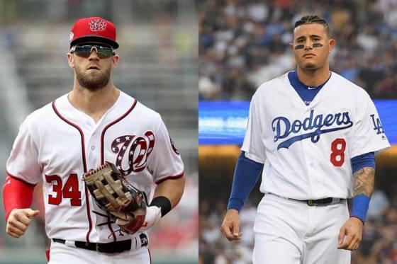【MLB】ハーパー、マチャド、カイケル、キンブレル全員無職でシーズン開幕へwwwww