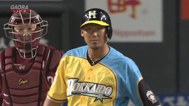 中田翔さんとか言う.250 25本 100打点で安定してる奴wwww