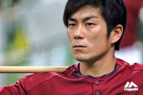 【悲報】楽天・岡島豪郎捕手、左肩手術で前半戦絶望・・・