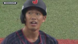 【悲報】中日・京田さん大暴走で試合を終わらせるwwwwwww(GIF)