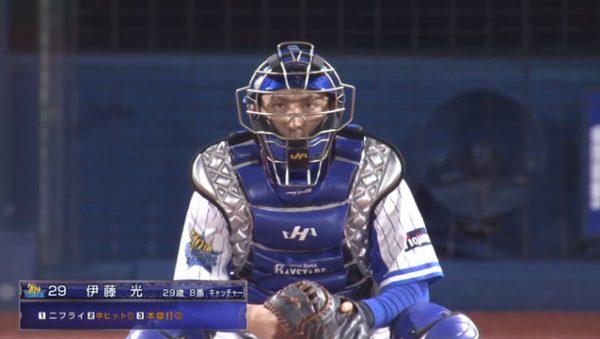伊藤光(De) 打率.333 1本6打点 出塁率.381 OPS.817←がトレードされた理由