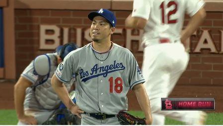 【悲報】日本人投手同時多発炎上…ダル&マエケン5失点KO