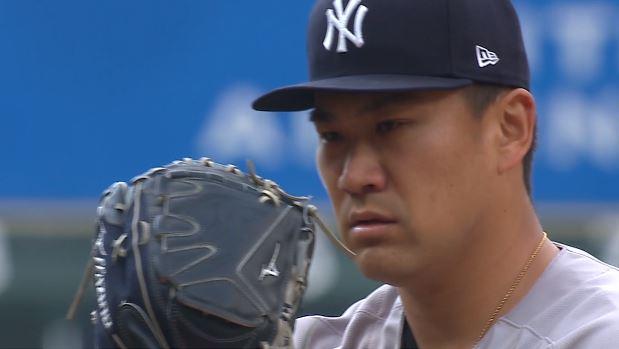 【THE GAME】ヤンキース田中将大、6回 3安打 1被本塁打 3奪三振 1失点の好投