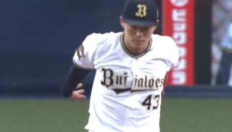 【悲報】オリックス山本由伸、ノーノーならず…8回に松田にヒットを浴びる