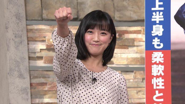 【画像】竹内由恵アナ(33)「熱盛ー!」