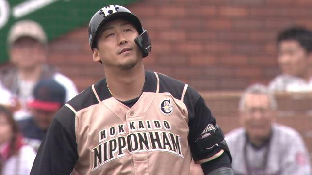 日ハム16安打13得点試合での中田翔さんの成績・・・