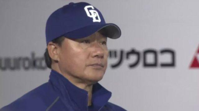 【お前】中日・与田監督、今季限りで辞任も…後任は立浪和義氏を推す声