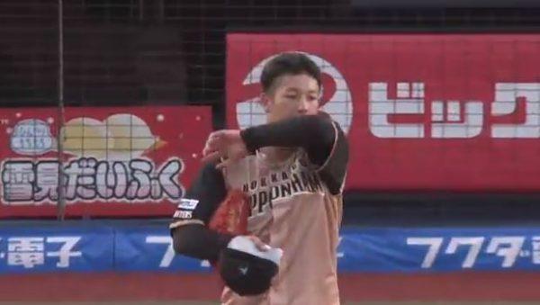 1年目・吉田輝星(18)1勝3敗 防御率12.27 WHIP2.27