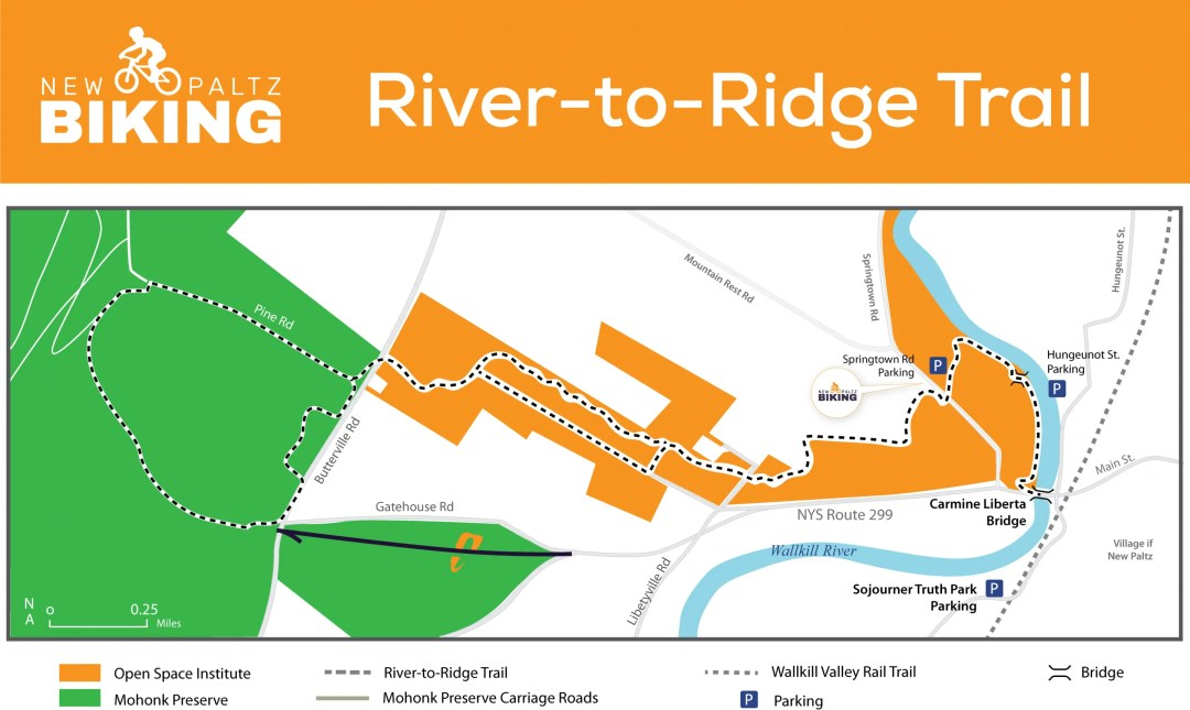 River to Ridge Trail Details