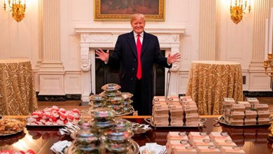 Photo of Opinion: We should boycott McDonald's for catering the bigoted Trump Administration