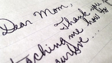 Photo of Cursive writing is hate speech and could soon be banned