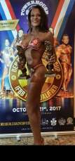 Karen Roberts Bikini/Figure Poses