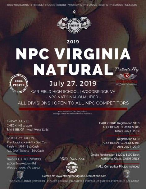 Npc Virginia Events