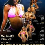 2011 battle of the bodies poster in oklahoma