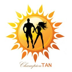 Book your spray tan with Champion Tan