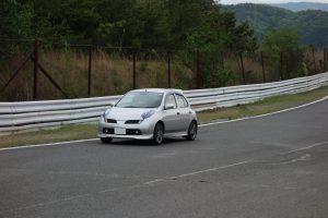 K12 ストレート走行