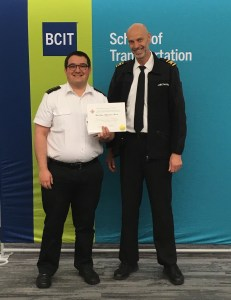 Andrew Kachkarov_BCIT Foundation 1st Year Achievement