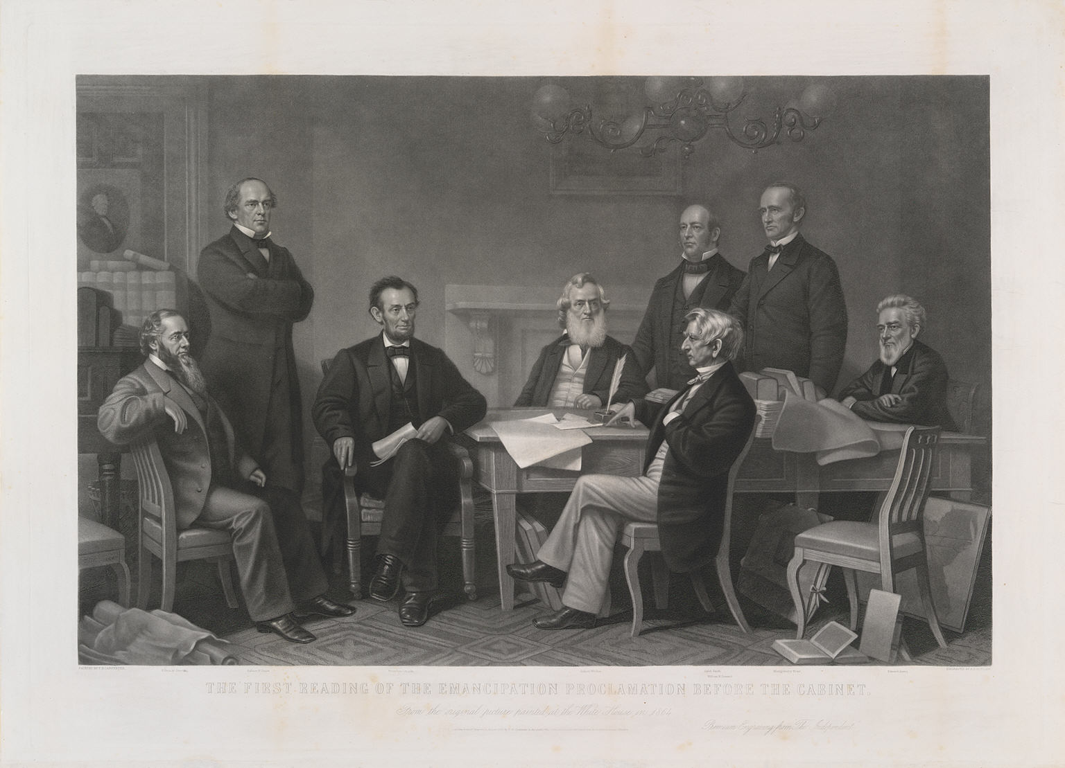 Remembering President Lincoln S Emancipation Proclamation