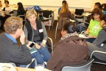 NPH USA staff and mentor, Cristi, with Florine.