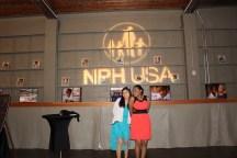 At an NPH USA Associate Board fundraiser.