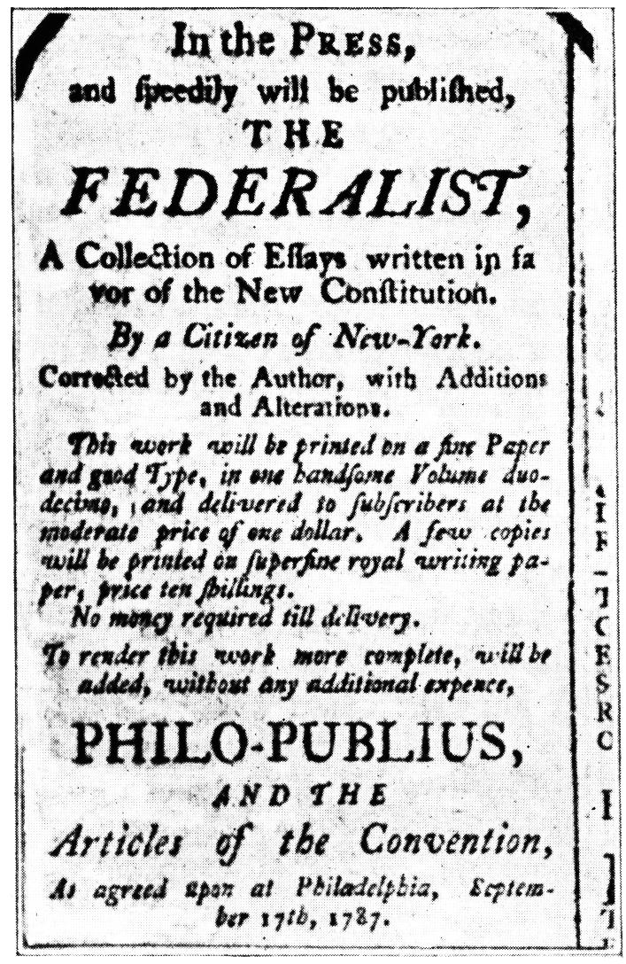An_Advertisement_of_The_Federalist_-_Project_Gutenberg_eText_16960