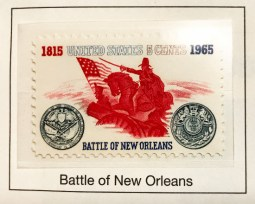1965 Battle of New Orleans - 150th