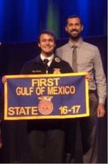 State Champion_Gulf of Mexico Public Speaking Contest_Tyler Nichols