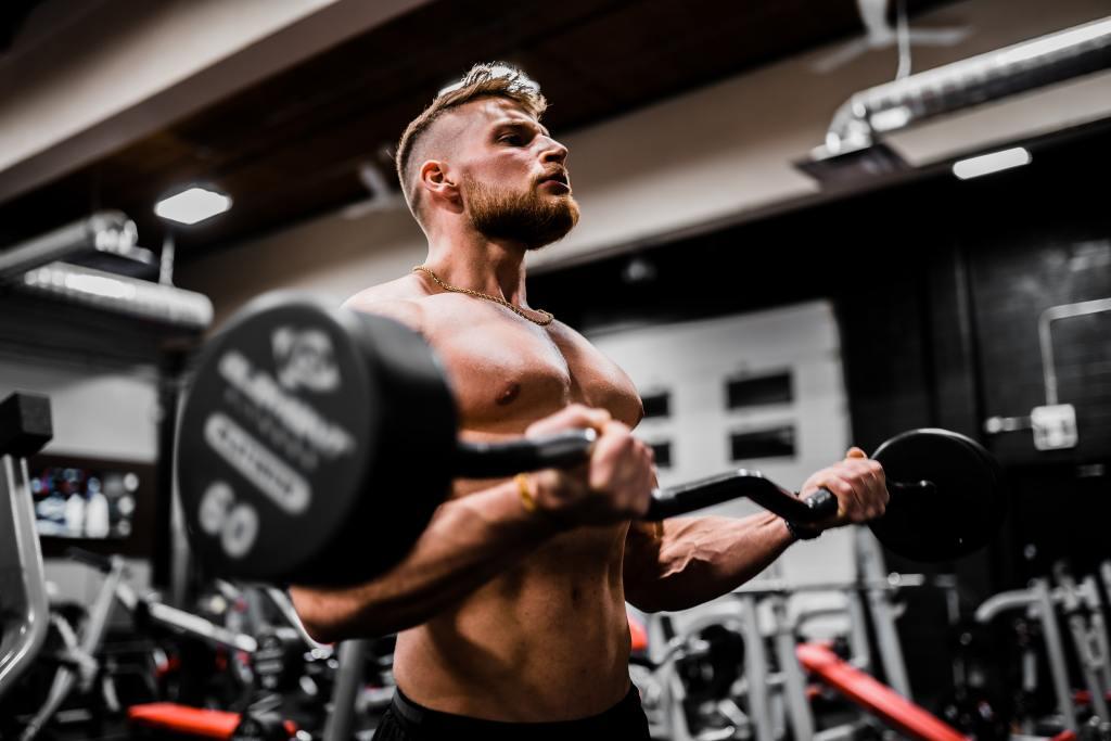 Body building donne uomini