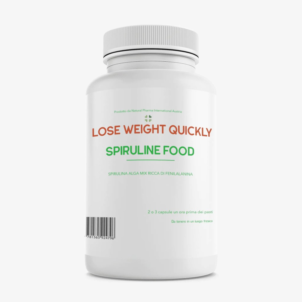 SPIRULINE Food - LQW