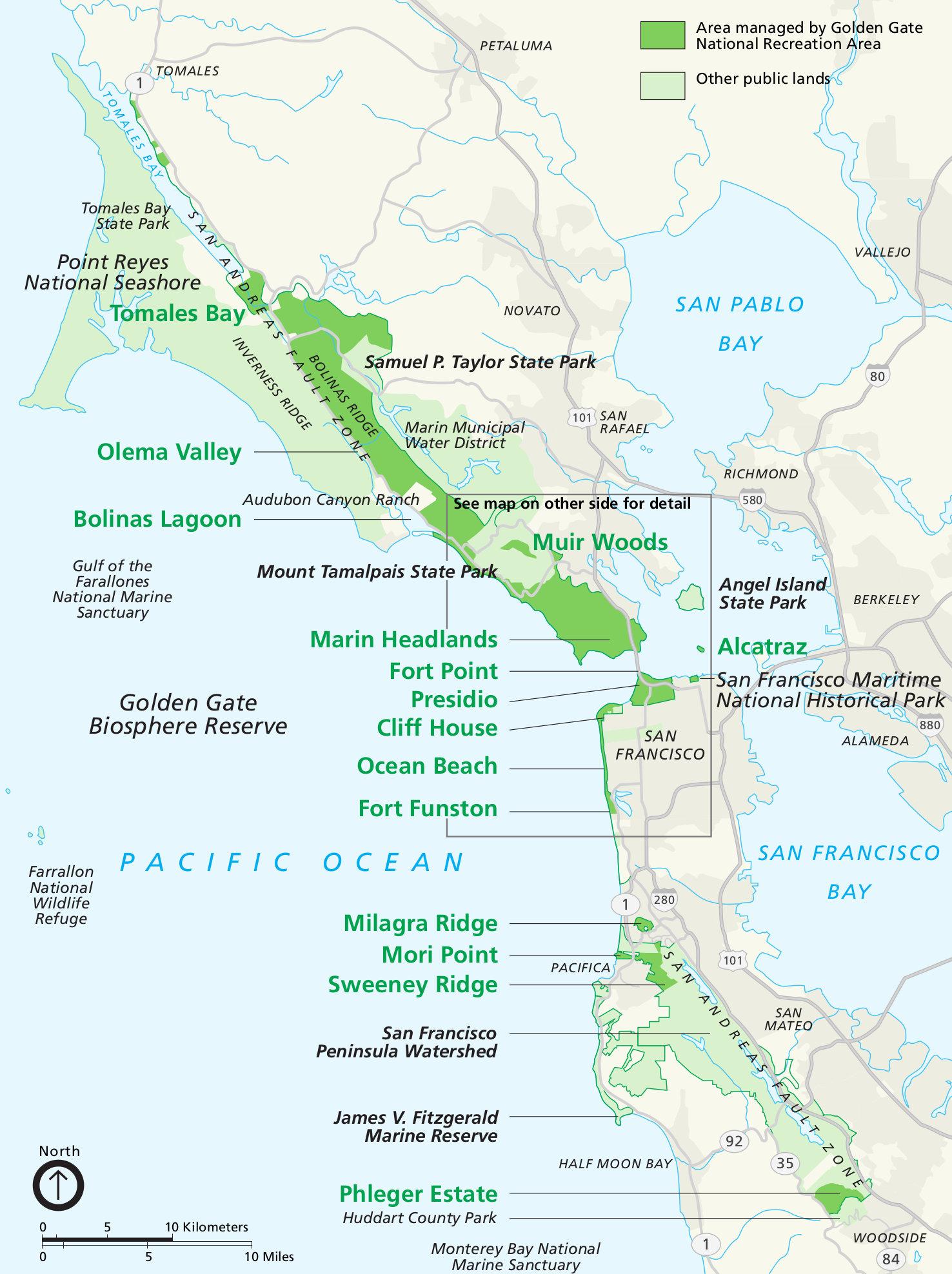 Golden Gate Maps   NPMaps.com - just free maps, period.
