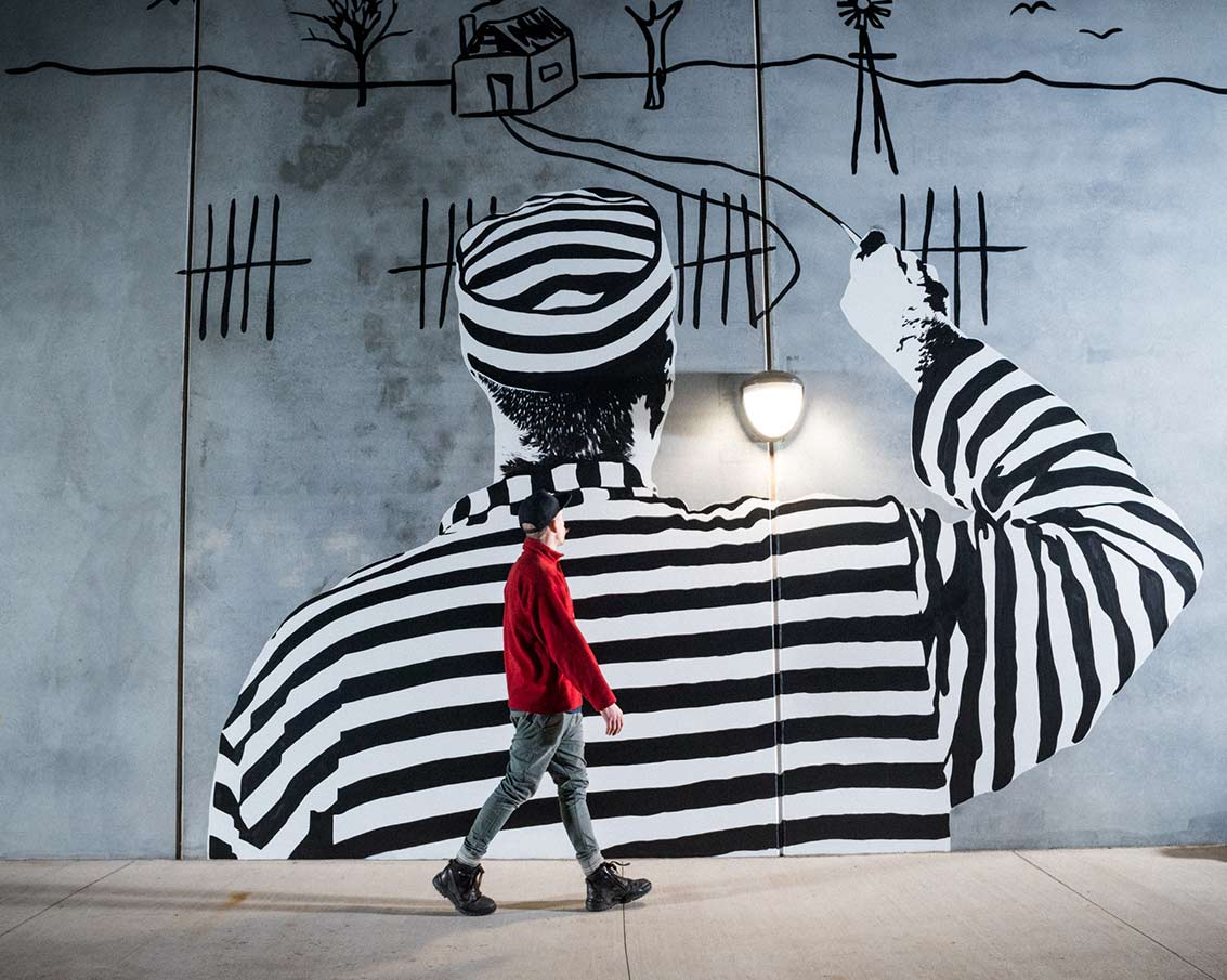 Image result for creativity from jail