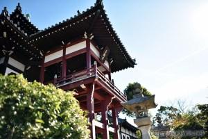 西方寺の普明閣