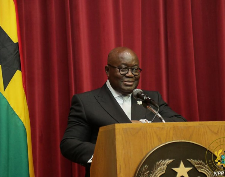 """REVIEW BY NDC MEANS COLLAPSE OF POLICY"" – PRESIDENT AKUFO-ADDO"